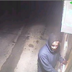 Brewer police seek suspect in Big Apple robbery