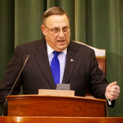 LePage should try arguing against saving people's lives