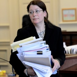 Kennebunk Zumba prostitution trial testimony focuses on evidence collection, handling