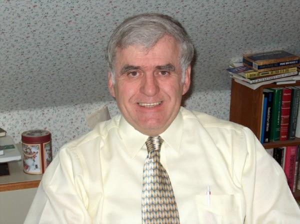 Rep. Paul Davis Sr., R-Sangerville