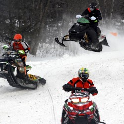 2-day snowmobile event in Calais
