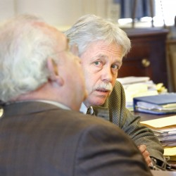 Prosecution rests in Kennebunk Zumba prostitution trial; defendant Mark Strong may testify