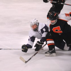 Skowhegan hockey players starting early, finishing strong