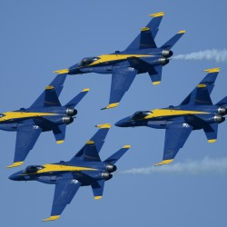 Navy's Blue Angels to return to Maine in 2015, air show organizers say