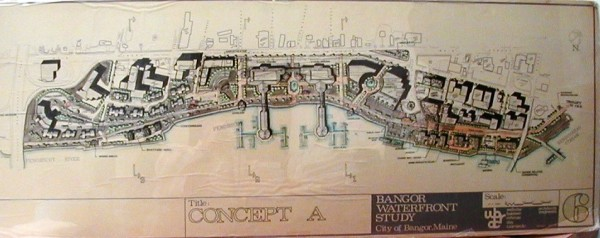 A waterfront design from 1987.