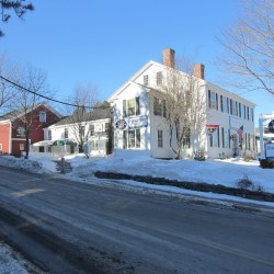 Renovation of historic Freeport tavern underway