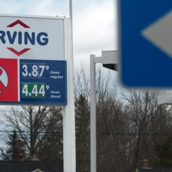 Gas prices fall to $1.86 a gallon in Maine