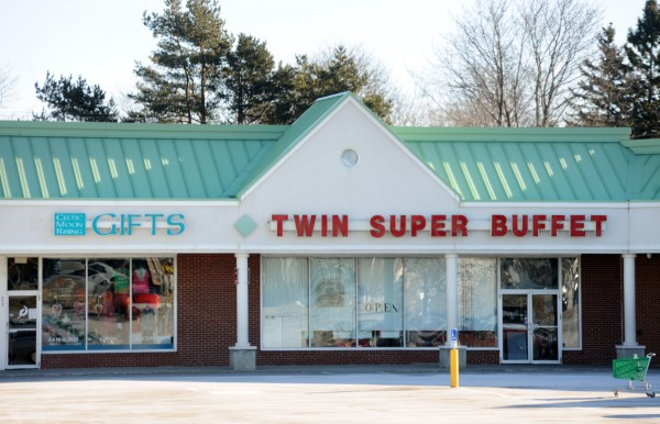 The Twin Super Buffet in Brewer is closing.
