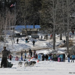 Hundreds 'take it outside' at Aroostook State Park