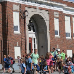 Ellsworth weighs options for former Moore school
