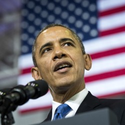 Obama urges states to push gun control