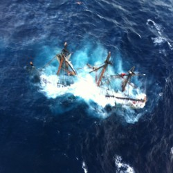 BREAKING NEWS: Coast Guard suspends search for missing captain of HMS Bounty