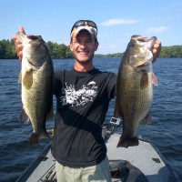 High school bass tournament comes to Brewer Lake