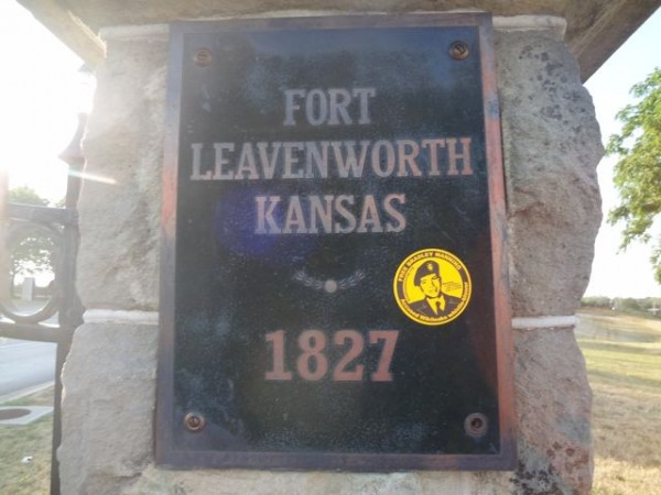 In July 2012 I affixed a &quotFREE BRADLEY MANNING&quot sticker to the gate of Ft. Leavenworth in Kansas where he is currently being held.