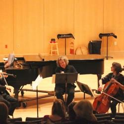 The SummerKeys Chamber Players at the Eastport Arts Center