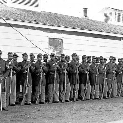 Some Mainers broke racial barriers in 'white' state regiments