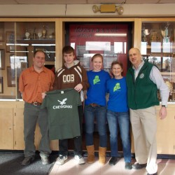 Teens To Trails and Chewonki partner to award Sara's Scholarship to two Wiscasset teens