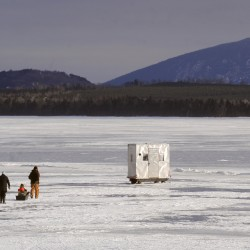 Ice fishing derby offers prizes and a chance to help others