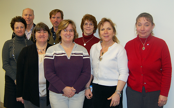 Kno-Wal-Lin's team includes Donna DeBlois, executive director; Mike Rich, director of Homecare; Amy Warrington, director of Business Operations; Tim Woodworth, information technology coordinator; Jill Mitchell, performance improvement coordinator; Marcia Van Buskirk, director of Help at Home; LeAnn Sebrey, director of Nursing and Heidi McCaffrey, director of Hospice and Palliative Care.