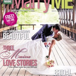 Bangor Daily News unveils wedding magazine