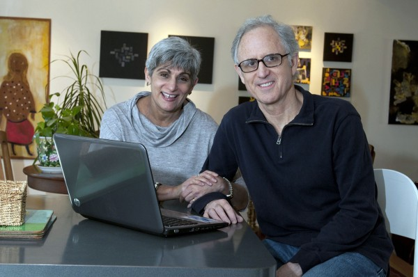 "For Marilyn Fenichel and her husband Jim Cassell, deciding how to respond to a warning about prostate cancer left them feeling ""as though we'd fallen down a medical rabbit hole."""