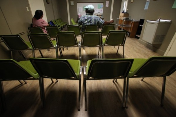 "The Baptist Mission Center Clinic serves the uninsured in Oklahoma City. Such clinics and community groups are planning to train ""navigators"" to help people sign up for insurance under the new health-care law."
