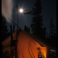 Traditional Camping with North Woods Ways