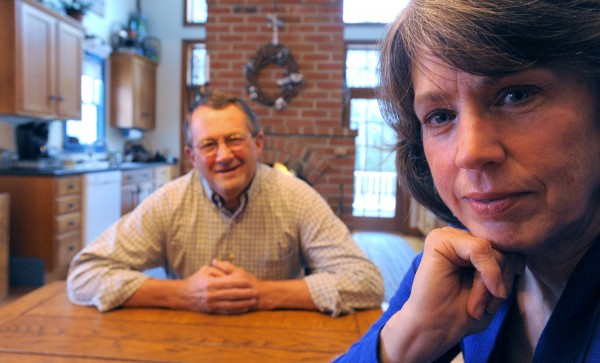 Richard Barclay and his wife, Bunny, of Holden purchased health insurance for her to have coverage until she retires. They were surprised to receive a letter from the provider, Mega Life, that their insurance premium will increase 40 percent next month. About 12,000 people have policies with Mega Life in Maine and some will have lower premiums by up to 32 percent but some will see as much as a 47-percent increase
