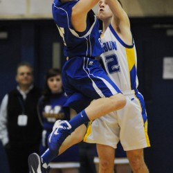 Close shave as Washburn downs Bangor Christian 70-69