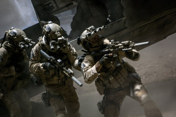 Nominated for Best motion picture of the year, &quotZero Dark Thirty.&quot
