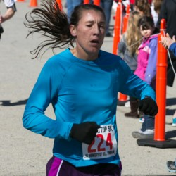 Runners spring into season with Flattop 5K race