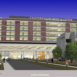Officials break ground on 7-story, $287 million EMMC expansion, upgrades