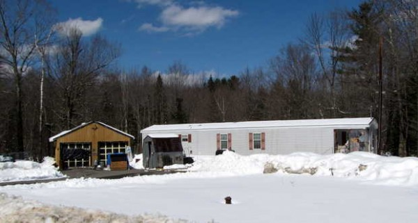 Animals were taken from this 391 U.S. Route 2 West home in Wilton last week.