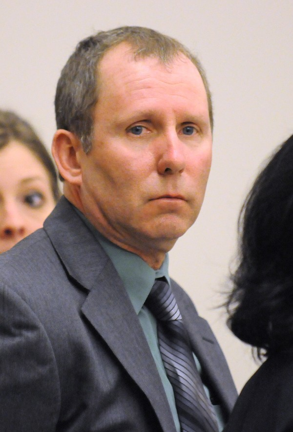 The murder trial of Peter Robinson, 49, of Bradford started Monday at the Penobscot Judicial Center in Bangor.