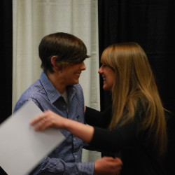 Couples planning recently legalized same-sex marriages no strangers to Bangor Bridal Show