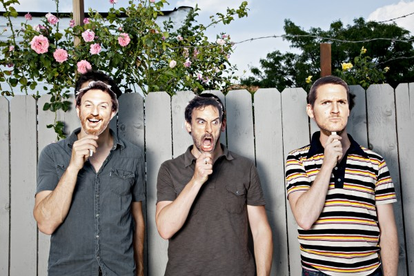 Guster will play on the Bangor Waterfront on July 21.