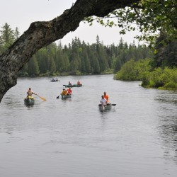 Chewonki offers ultimate Maine canoe trip