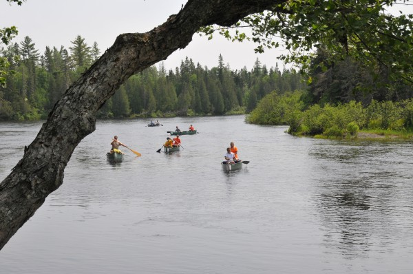 Preparation is the key to having an enjoyable trip down the Allagash Wilderness Waterway.