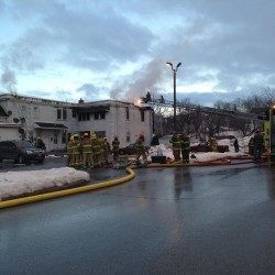 Electrical short seen as cause of Presque Isle apartment fire