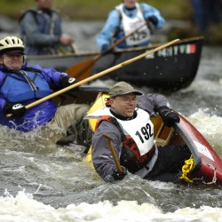 Nova Scotian breaks record with 13th Kenduskeag Stream race victory