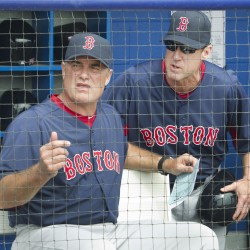 Maine native Butterfield named Red Sox third base coach