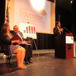 'The Governor's Education Conference: Putting Students First' to be aired on Maine Public Broadcasting Network's Capitol Connection