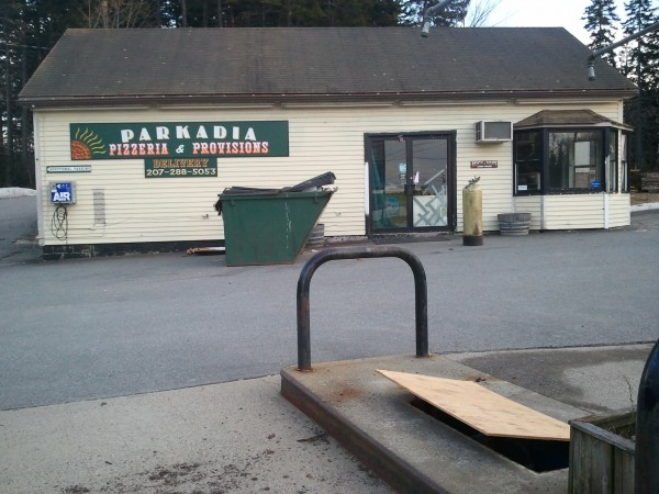A Searsport couple has bought the former Parkadia store in Bar Harbor and begun renovation on the building. They hope to reopen the business, which closed last fall, sometime in May.