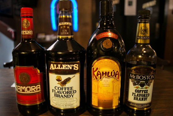 BDN staffers taste-tested a variety of coffee-flavored brandies recently.
