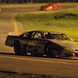 Speedway 95 owner takes soggy start to race season in stride