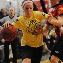 East A/B victory earns split of McDonald's Senior All-Star games
