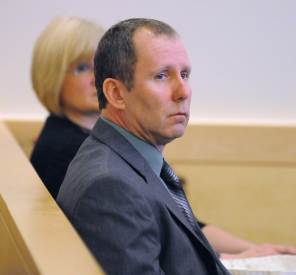 The murder trial of Peter Robinson, 49, of Bradford started Monday at the Pebnobscot Judical Center in Bangor.