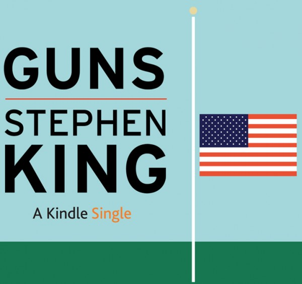 Cover of Stephen King's &quotGuns&quot
