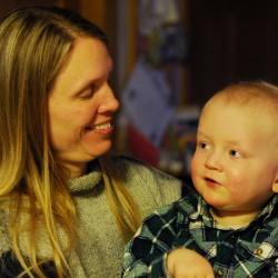 Eddington toddler in fight for his life