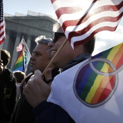 Supreme Court justices appear wary of major changes on gay marriage